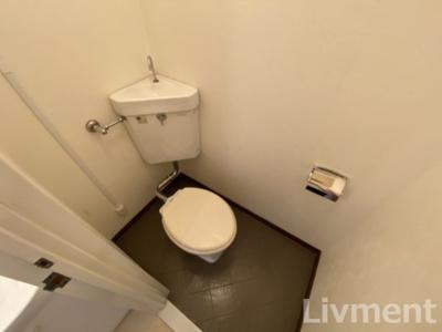 【トイレ】第1上村ハイツ