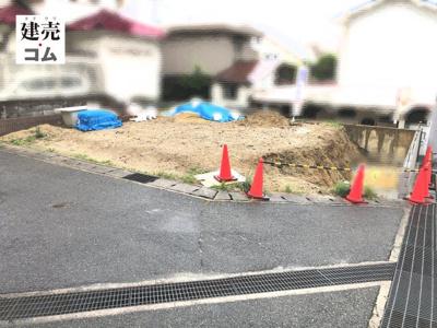神戸市西区伊川谷町有瀬 新築一戸建て 2021/8/12現地撮影