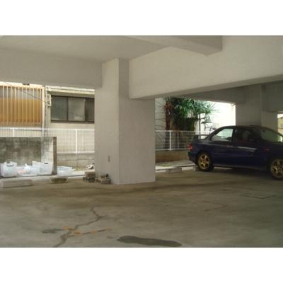 【内装】フォルム常盤駐車場