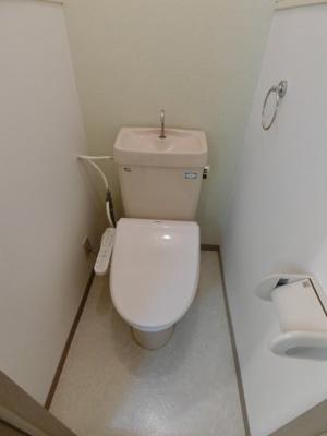 【トイレ】パストラル米原B棟