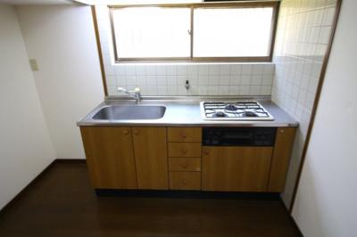 【キッチン】稲葉ハイツ