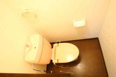 【トイレ】稲葉ハイツ