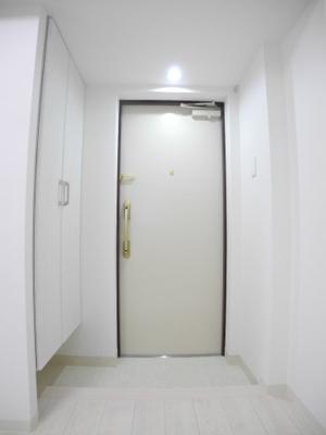 【玄関】ジプソフィラ