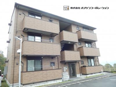 【外観】サニーハイツ青山A棟