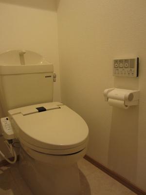 【トイレ】プランドールⅢ