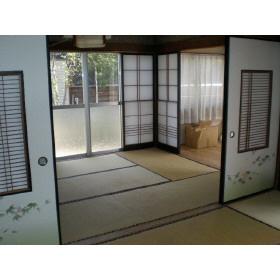 【居間・リビング】伊藤住宅