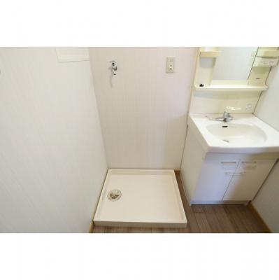 室内洗濯機置き場※103号室の写真です