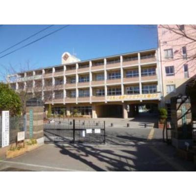 小学校「さいたま市立大谷場東小学校まで1204m」