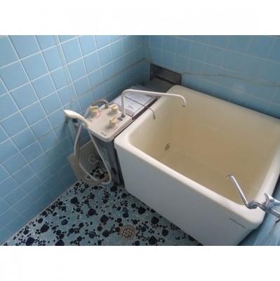【浴室】コーポ荒井