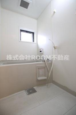 【浴室】フローラルビレッジ Ⅱ号館