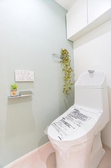 高級感の溢れる、ホテルライクなトイレです!