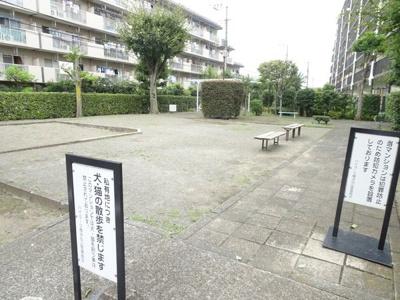 敷地内の公園♪