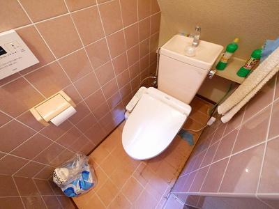 【トイレ】高畑町吉川貸家