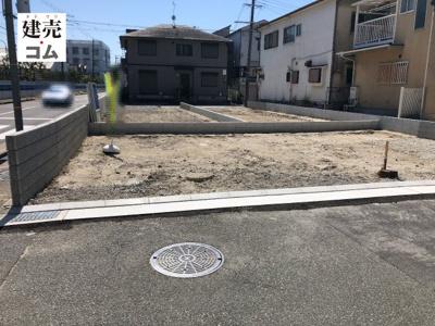 尼崎市南塚口町7丁目5期 新築一戸建て 2021/8/22現地撮影