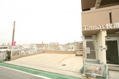 【駐車場】トーマス牧港Ⅱ