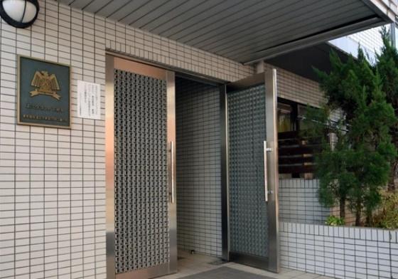 【エントランス】エミグラント下井草