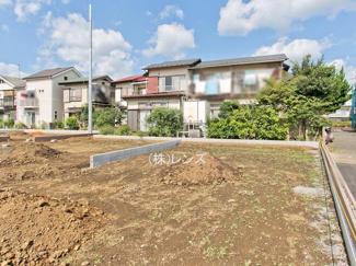5区画:土地面積110.01m2、お好きな工務店で建築可能