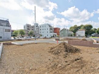 9区画:土地面積110.01m2、お好きな工務店で建築可能