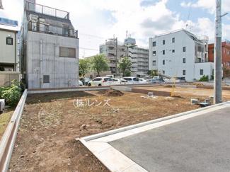 10区画:土地面積104.00m2、お好きな工務店で建築可能