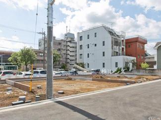11区画:土地面積104.00m2、お好きな工務店で建築可能