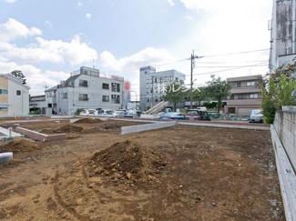 13区画:土地面積104.00m2、お好きな工務店で建築可能
