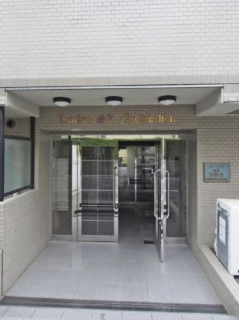 【エントランス】ルーブル新宿西落合