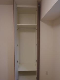 約4.5帖洋室のクローゼット