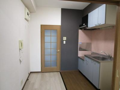 【キッチン】グレイス第8マンション