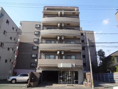 【外観】グレイス第8マンション