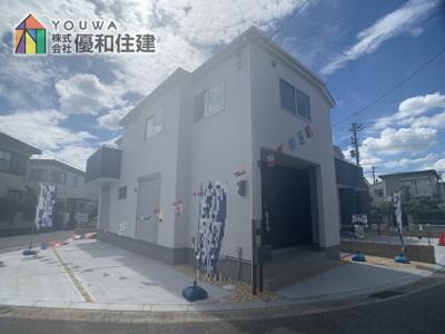 【外観】神戸市西区白水 新築戸建