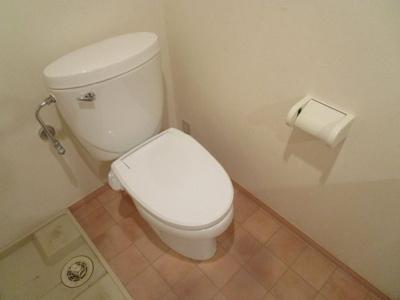 【トイレ】カーサヴィアンカ
