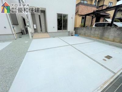 【駐車場】神戸市西区岩岡町岩岡 新築戸建