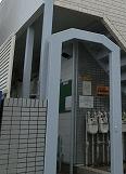 【エントランス】ハイネス鷺宮
