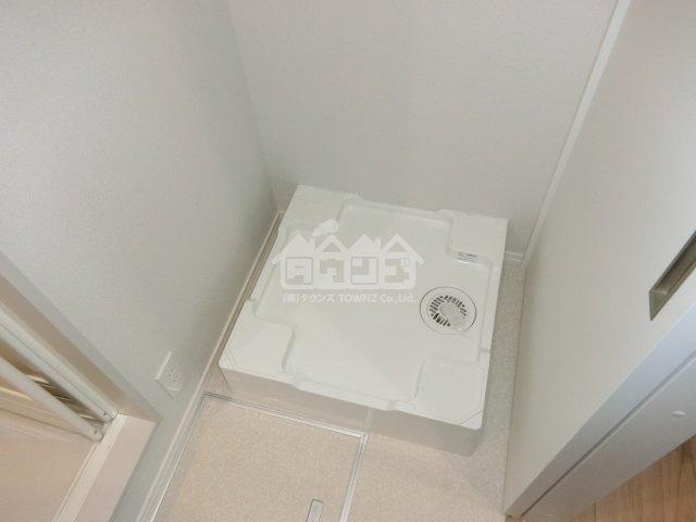 室内洗濯機置場・HILL TOP