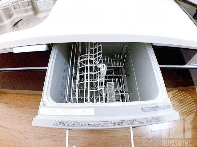 便利な食器洗浄乾燥機付き♪