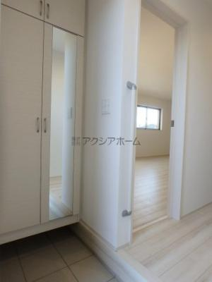 【設備】入間市仏子・全3棟 新築一戸建 2号棟 ~LDK18帖~