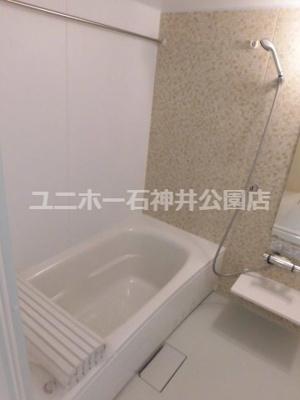 【浴室】ラ・ヴェール石神井公園 B棟
