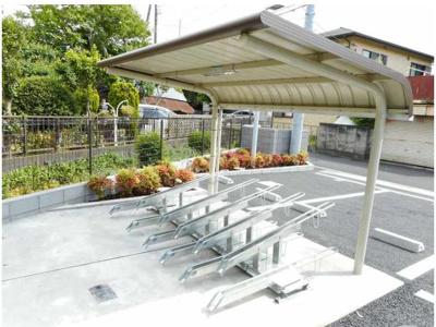 【区画図】パレス湘南本宿