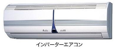 【設備】ハピネス ミソノⅢ B