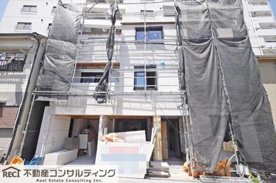 【居間・リビング】灘区倉石通2丁目 新築戸建