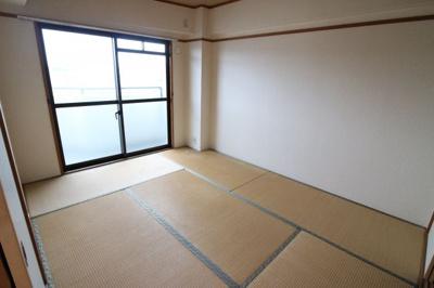 【寝室】ハッピーコート大蔵谷駅前