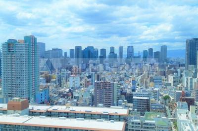 【展望】シティタワー大阪天満