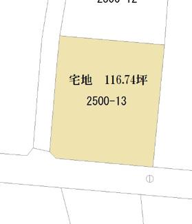 【土地図】霧島市隼人町真孝