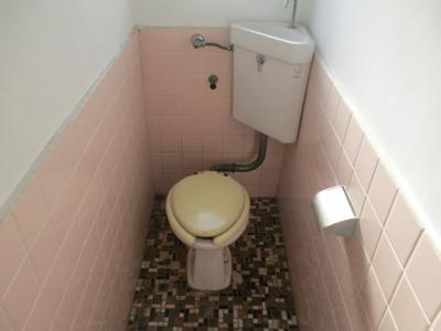 【トイレ】ミカサハイツ