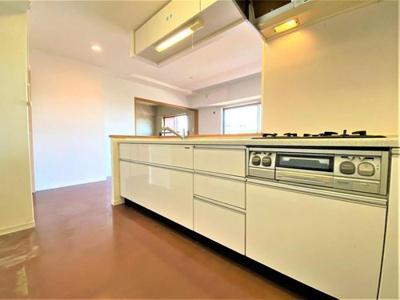 【キッチン】A252 レーヴステージ武蔵砂川