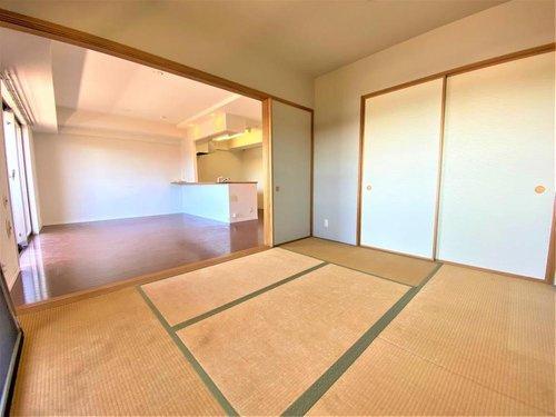 【和室】A252 レーヴステージ武蔵砂川