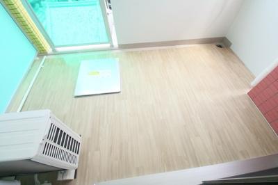 【バルコニー】ビガーポリス415松ヶ枝町Ⅲ