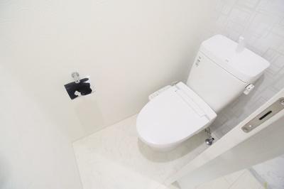 【トイレ】ビガーポリス415松ヶ枝町Ⅲ