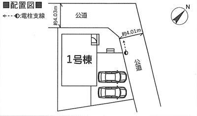 【区画図】クレイドルガーデン牛久市田宮第6