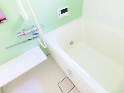 【浴室】南区赤坂台貸家